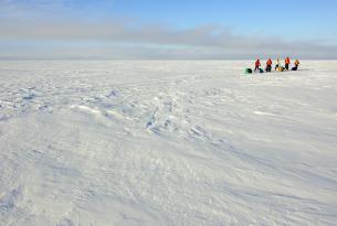 Laponia. Travesía del Báltico con Esquís