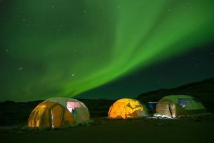 Groenlandia: Auroras Boreales y Mundo Inuit
