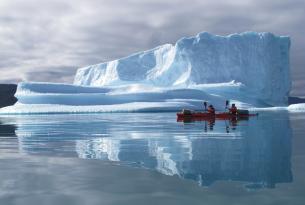 Groenlandia. Kayak y Trekking Glaciar. 15 días
