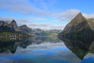 Noruega: Norte y Sur: Cabo Norte & Fiordos del Sur