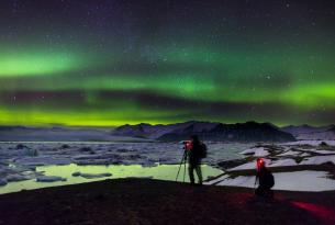 Escapada Aventura Confort en Islandia: auroras y glaciares (5 días)
