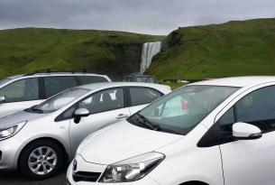 Vuelta por Islandia en coche de alquiler  (15 días)