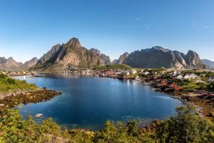Noruega en Semana Santa: Islas Lofoten y ballenas en primavera (aventura confort)