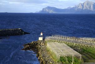 Maravillas de Noruega y auroras boreales: Lofoten y fiordos en septiembre (14 días)