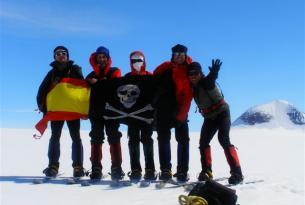 Ice Cap Explorer: el trekking del Inlandis en Groenlandia