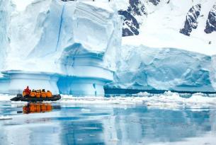 Crucero por la Antártida: explora el séptimo continente desde Ushuaia
