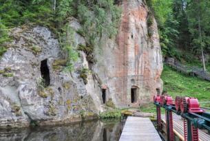 Lituania, Estonia y Letonia. Senderismo en parques naturales y Capitales Bálticas