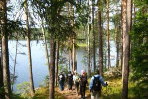 Finlandia y Suecia. Archipiélagos y mil lagos