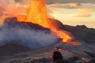 Islandia: Viajeros del fuego y del hielo