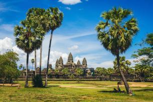 Camboya: más allá de los templos de Angkor (con extensión a la playa)