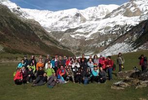 Ruta en grupo por Huesca: lagos de Néouvielle, Valle de Pineta y Garganta de Añisclo en verano