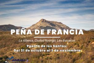 Senderismo por Las Batuecas y la Sierra de Francia