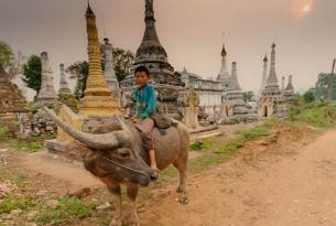 Myanmar desconocida: Hsipaw, tribu Shan y mucho más