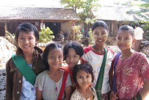 Cultura Budista y joyas de la antigua Birmania (9 días) con salidas regulares en grupo reducido