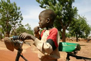 Burkina Faso: especial festival internacional de máscaras africanas