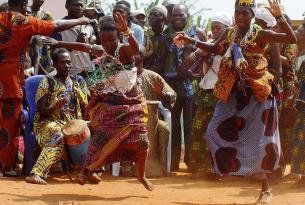 Benin: festival internacional de vudú 2020