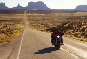"Ruta 66: La ""Mother Road"" de Estados Unidos en moto"