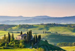 La Toscana 8 dias en Coche