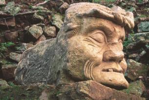 Huellas de los Mayas 2016