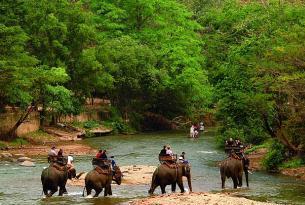 El Reino de Siam y las Playas de Sur de Tailandia