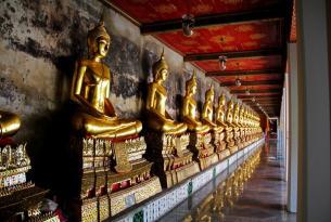 El Reino de Siam y las paradisíacas Islas del Sur