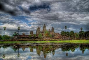 Reino perdido y los templos de Angkor