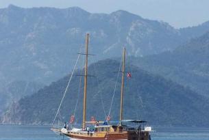 Turquía: Estambul, Capadocia y Navegación en Goleta 2015