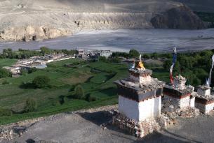 Nepal y las tierras Bön