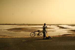 Senegal y Gambia: entre palmeras y arrozales en bicicleta