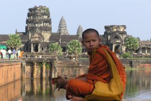 El legado del Imperio Khmer 2017