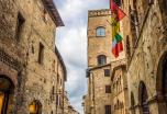 La Toscana medieval en 4 días (salida desde Roma)