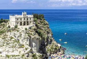 Combinado sur de Italia: Apulia y Calabria en 8 días desde Roma
