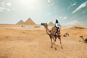 Los corales faraónicos: de El Cairo al Mar Rojo en privado
