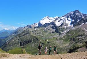 Ruta por Mont Blanc a tu aire
