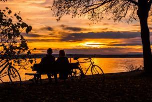 Lago Constanza en bicicleta a tu aire