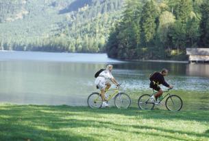 Clásica Ruta en bicicleta por el Danubio