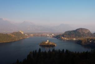 Cicloturismo en Eslovenia: Lo mejor de Eslovenia
