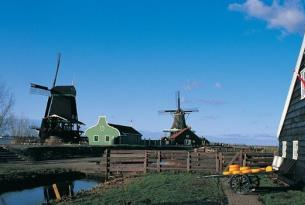 Holanda: En bicicleta por la region de Frisia
