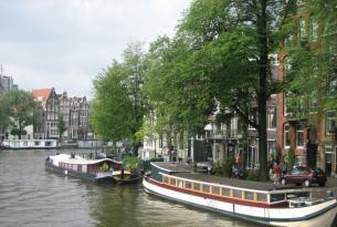 El norte de Holanda en bicicleta