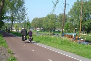 Holanda - De Bruselas a Amsterdam (Ruta guiada)