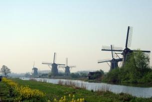 Holanda - De Amsterdam a Bruselas (Ruta guiada)