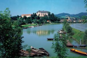 "El Danubio en bicicleta (Ruta ""Light"")"