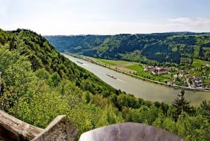 Ruta por el Danubio Relax