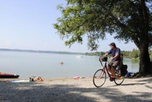 Alemania en bicicleta: pedaleando por los lagos de Múnich