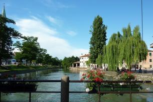 Italia: el Véneto en bicicleta (Terme Euganne, Abano y Montegrotto)