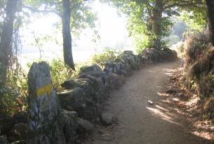 Camino de Santiago en bicicleta: entrada a Galicia de Villafranca del Bierzo a  Santiago de Compostela (Auto Guiado - Intermedio