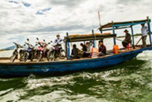 Por la Costa Central de Vietnam en bicicleta