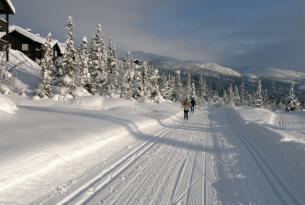 Esquí de Fondo en Lillehammer (Noruega)