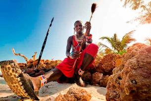 Safari por Kenya, Tanzania y Zanzíbar en grupo reducido y con experiencias diferentes