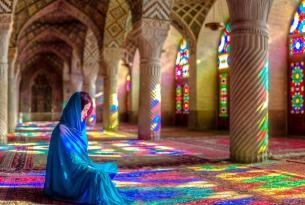Irán en 7 días :  Teherán, Kashán, Isfahán y Shiraz